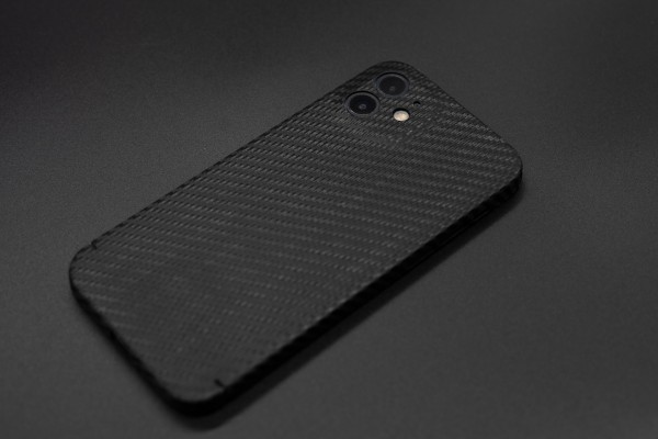 Magnetic Carbon Cover iPhone 12