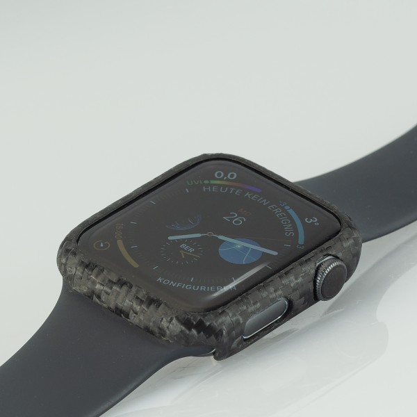 Carbon Cover Apple Watch 4 44 mm