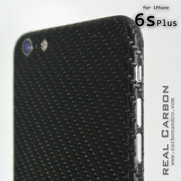 Carbon Cover iPhone 6s Plus