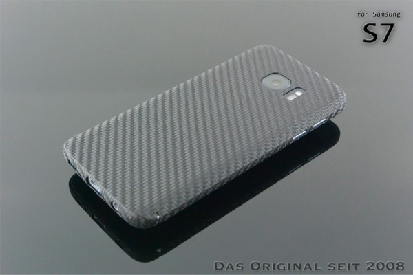 Carbon Cover Samsung S7