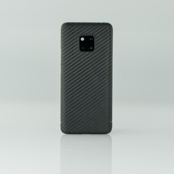 Magnetic Carbon Cover Huawei Mate 20 Pro