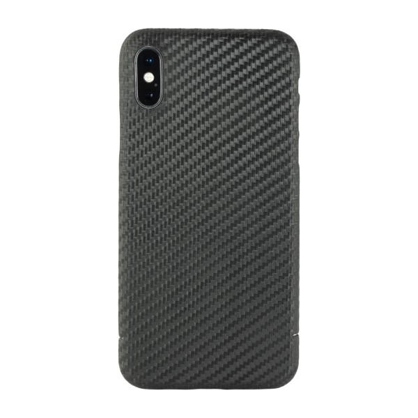 Magnetic Carbon Cover iPhone Xs